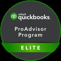 About qwikbooks girl Qucikbooks Elite Bookkeeping and Consulting Pro Advisor Program Elite Logo